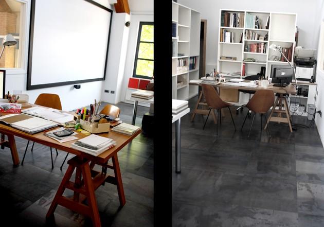 Pavimentazione Uffici/Showroom