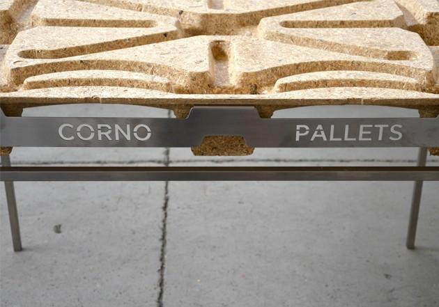 Tavolo Corno Pallets