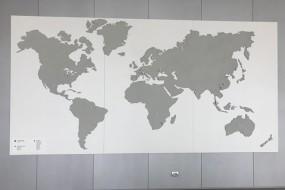 Planisfero Petronas