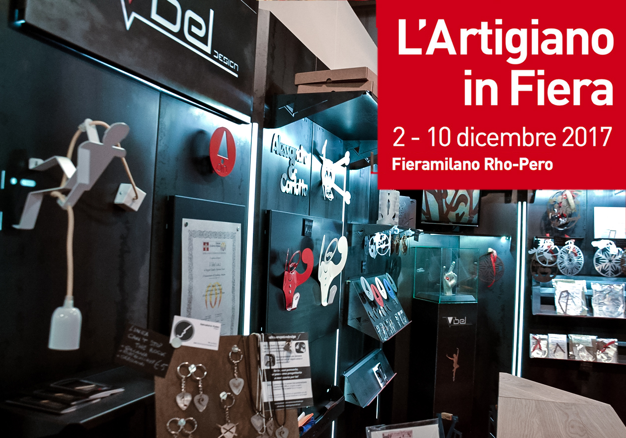 Vibel Design a L'Artigiano in Fiera
