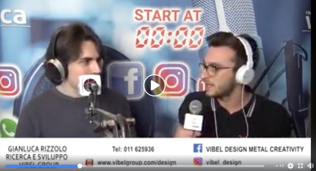Intervista Gianluca Rizzolo